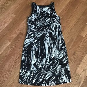 Silk Ann Taylor sheath dress